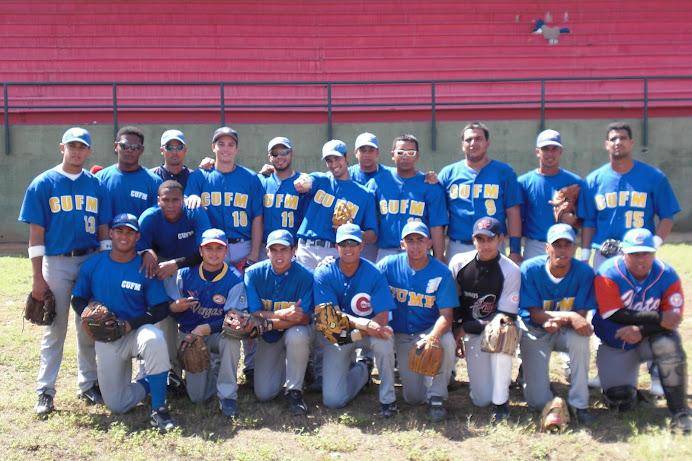 Equipo Beisbol CUFM