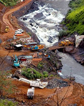 Disaster of Nature by Upper Kotmale Hydro Power Project