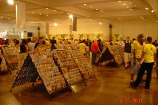 Revistas, muitas revistas!