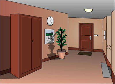 Enter the Apartment