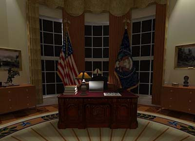 President Office Escape
