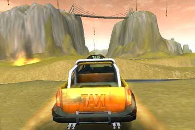 Extreme Cabbie