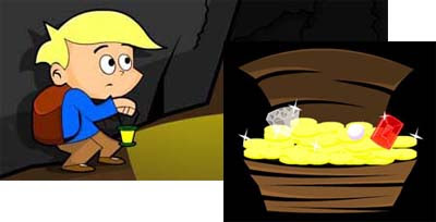Andy: The Cave of Treasure