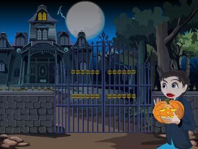 Halloween Myth Escape