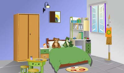 Toddler Room Escape