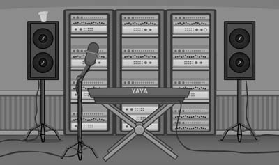 Grayscale Escape Series: The Studio