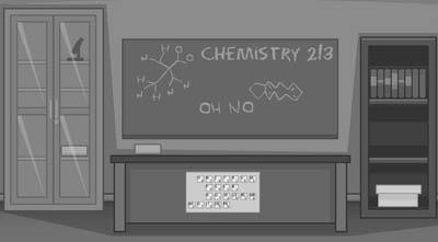Grayscale Escape Series: The Lab