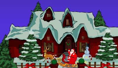 Santa Missing Escape