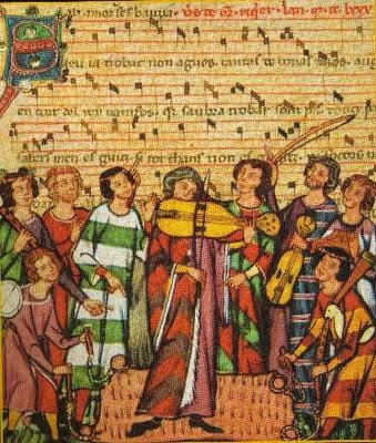 compositores musica medieval: