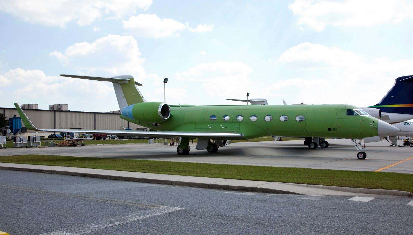 Gulfstream Aerospace Long Beach Ca