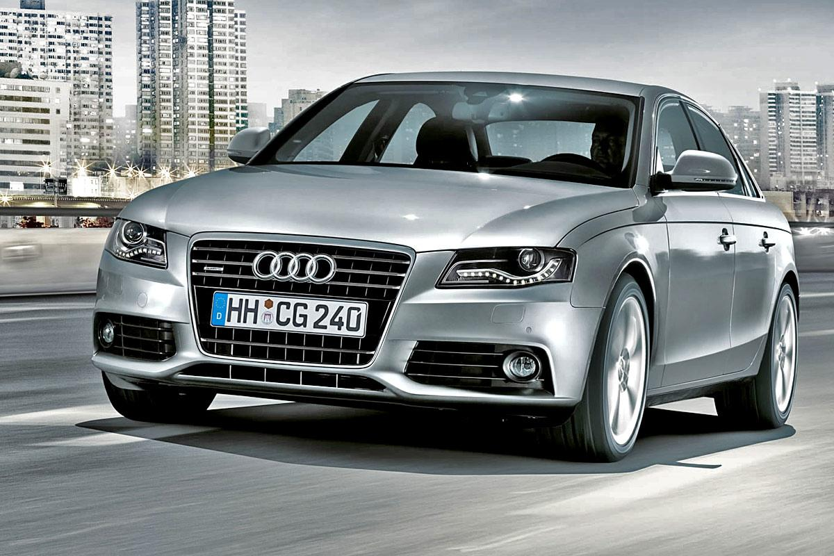 Best Wallpapers Audi A4 Wallpapers