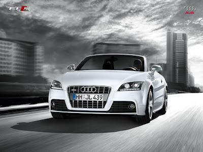 Audi TT Run