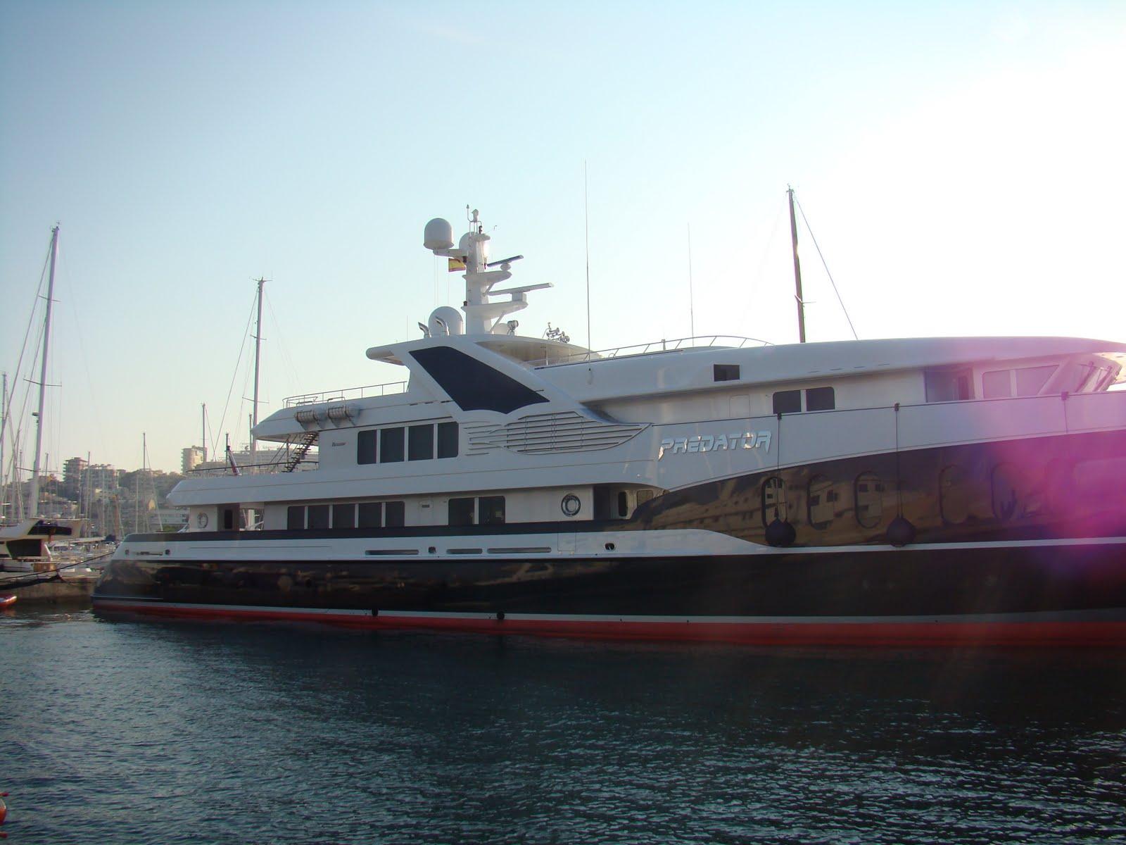 Superyachtfan  Predator   Feadship   72 80 meter   2008