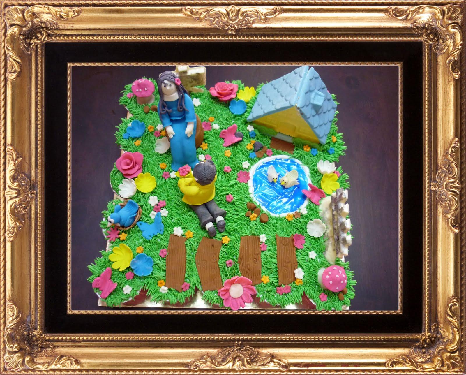 Cup CakeS Garden