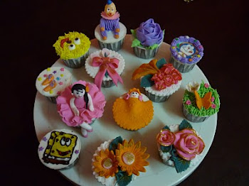 KeLaS CuP CaKeS  AdVaNcEd