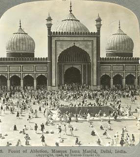 Delhi, Mosque, Jama Mashid