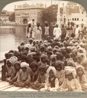 Amritsar, Sikh, golden temple
