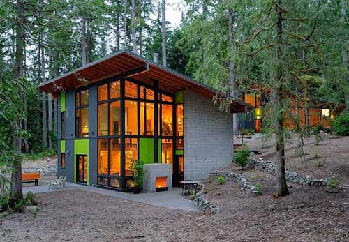 rumah - rumah minimalis modern
