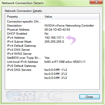 how to find out my mac address
