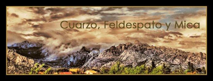 Cuarzo, Feldespato y Mica
