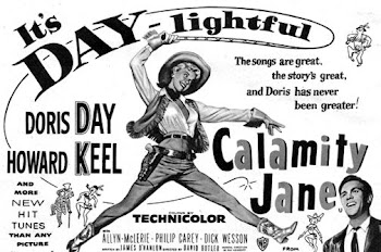 Who does not love Calamity Jane!!!