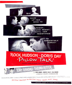 Doris and Rock Hudson!