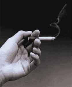 le danger des cigarettes sur les fumeurs passifs