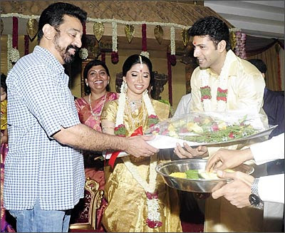 Jayam Ravi One Of The Most Successful Promising Young Actors In Tamil Cinema Got Married To Aarthi On June 4 At Hotel Park Sheraton Chennai