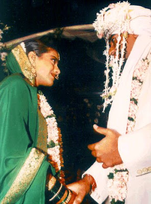 Ajay Devgan and Kajol Marriage