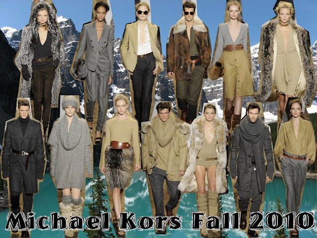 Michael Kors Fall Winter 2010 @ SaidTed