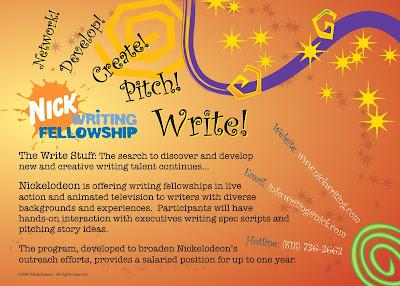 writing fellowship