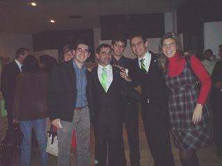 Con Fernando Arjona