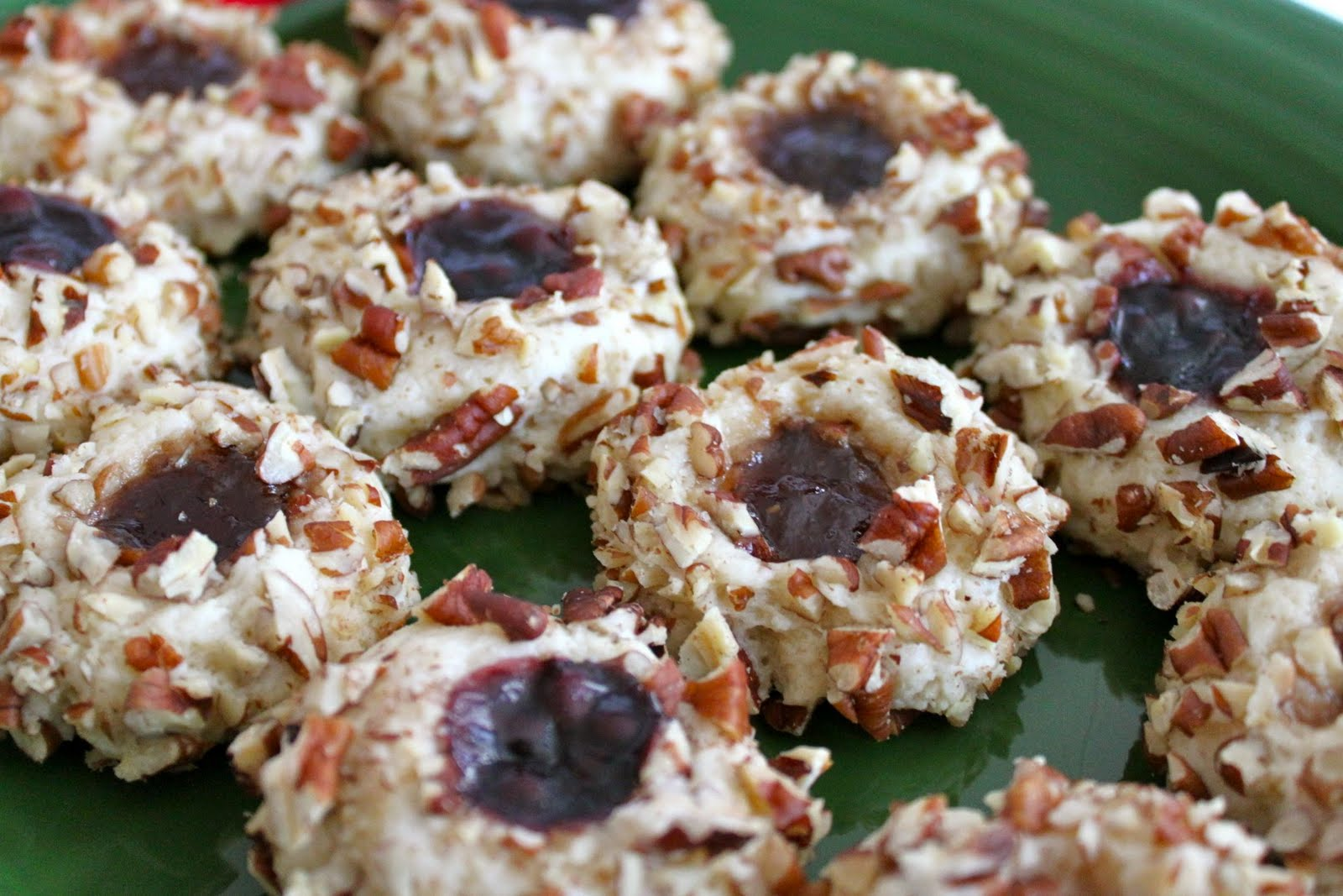 Baked Perfection: Noel Thumbprint Cookies