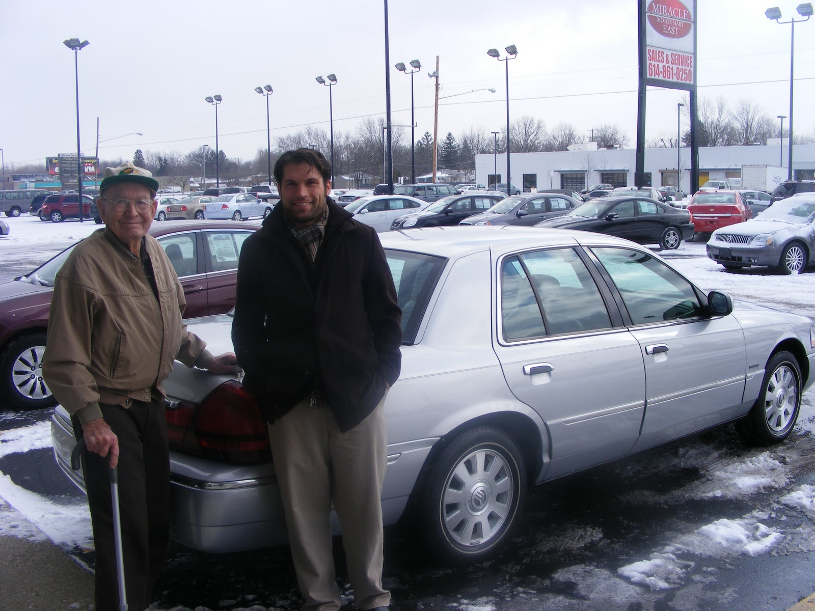 franks 2003 mercury grand