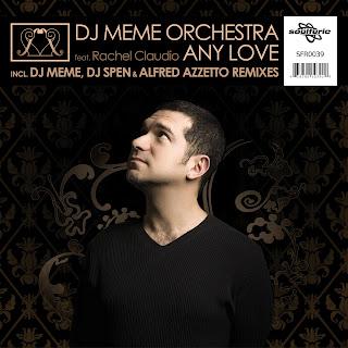 eletrohitz, eletro hitz, musica eletronica, DJ Meme Orchestra feat Rachel Claudio Any Love