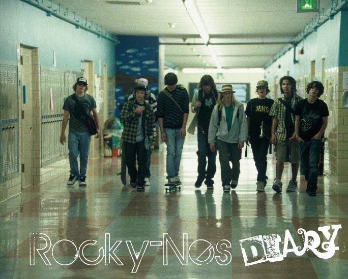 Rocky-Nes diary