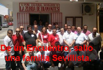 I ENCUENTRO BLOGEROS SEVILLISTAS