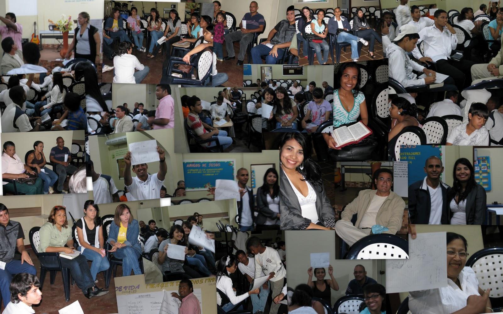 Centro Comunitario Cristiano Core 8: Servicios de enseñanzas: