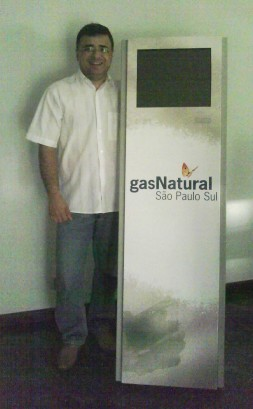 Terminal DPI na Gas Natural - SPS