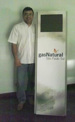 Terminal DPI na Gas Natural - SPS