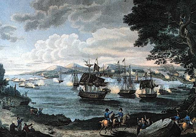 Lecture on the Battles at Plattsburgh