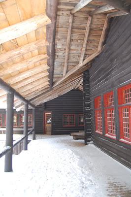 Adirondack Architectural Heritage Camp Santanoni Ski Tour