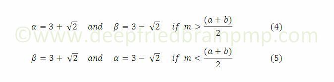 Derivation of PERT Formula