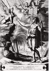 FrontispicioOedipus Ægyptiacus; de Athanasius Kircher.
