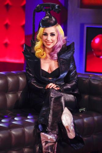Philip Treacy Lady Gaga Hats. GaGa and Treacy have already