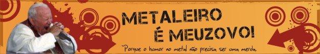 Metaleiro é meuzovo