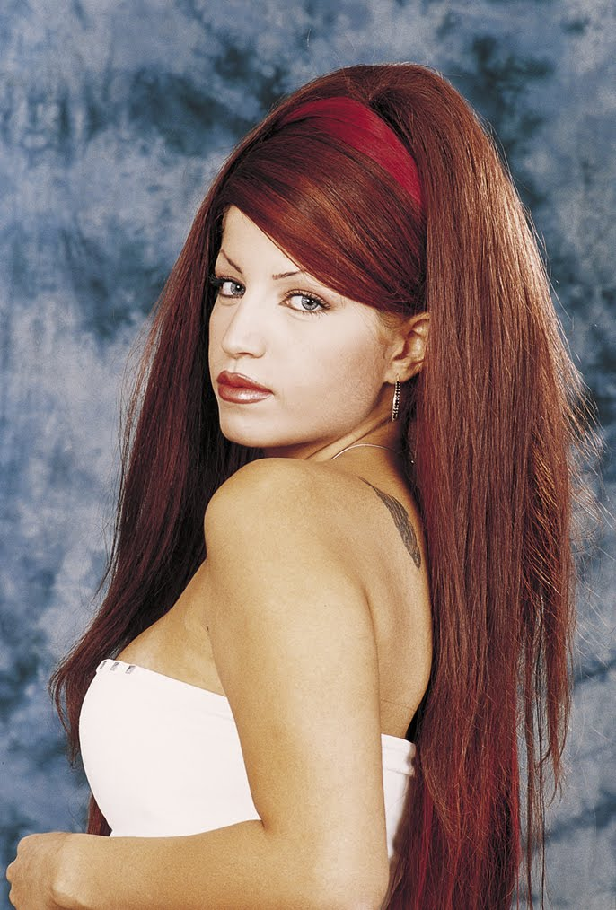 lindsay lohan hair extensions. Red Hair has been admired by