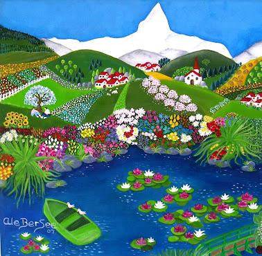 Hommage à Monet