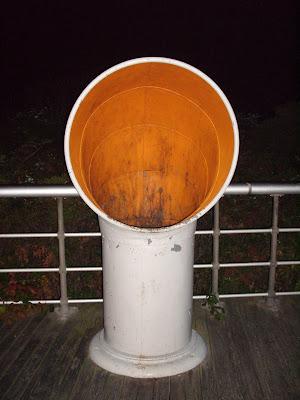 Cool garbage disposal!