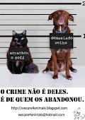 Abandonar é Crime !